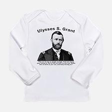 Grant: ArtWar Long Sleeve Infant T-Shirt