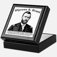 Grant: ArtWar Keepsake Box