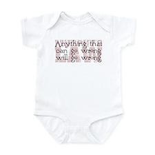 Murphy's Law II Infant Bodysuit