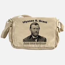 Grant: Unconditional Messenger Bag