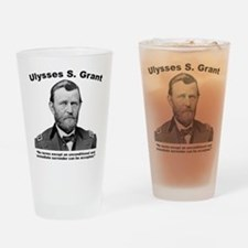 Grant: Unconditional Drinking Glass
