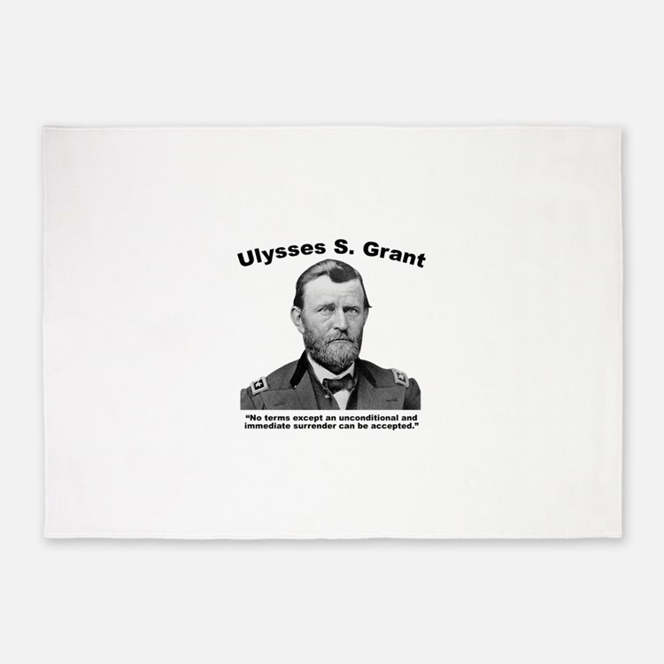Grant: Unconditional 5'x7'Area Rug