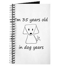 5 dog years 6 - 2 Journal