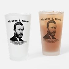 Grant: Separation Drinking Glass