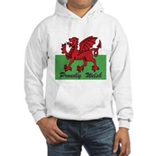 Proudly Welsh Hoodie