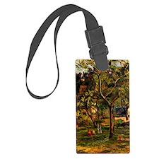 Gauguin - Orchard under the Chur Luggage Tag