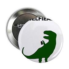 "Unselfieable T-Rex 2.25"" Button (10 pack)"