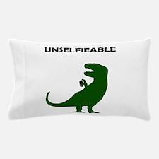Unselfieable T-Rex Pillow Case