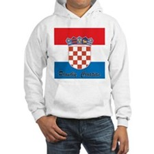 Proudly Croatian Hoodie