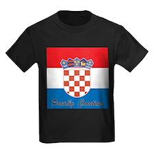Proudly Croatian T