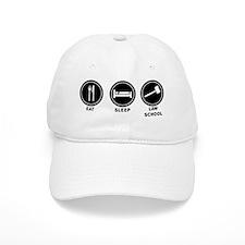 Eat Sleep Law School Baseball Cap
