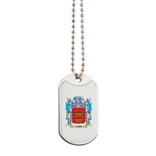 Lara Coat of Arms - Family Crest Dog Tags