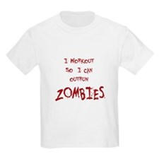 Outrun Zombies 1 T-Shirt