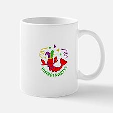 MARDI PARTY Mugs