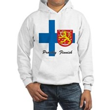 Proudly Finnish Hoodie