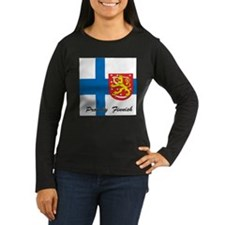 Proudly Finnish T-Shirt