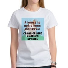 Cavalier Home Tee