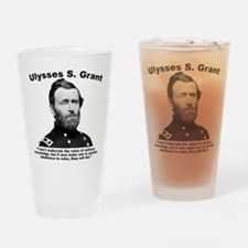 Grant: Rules Drinking Glass