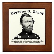 Grant: Rules Framed Tile