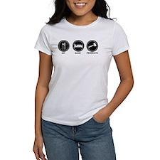 Eat Sleep Prosecute T-Shirt