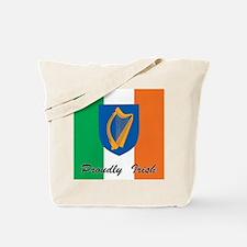 Proudly Irish Tote Bag