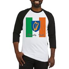 Proudly Irish Baseball Jersey