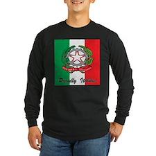 Proudly Italian T