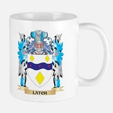 Latch Coat of Arms - Family Crest Mugs
