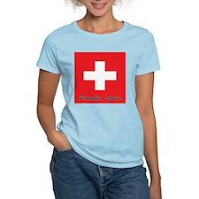 Proudly Swiss T-Shirt