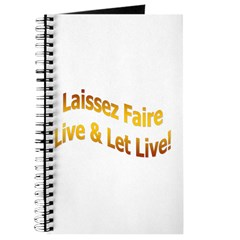 Laissez Faire-Gold Journal