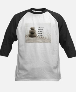 The Mind That Is Still Baseball Jersey