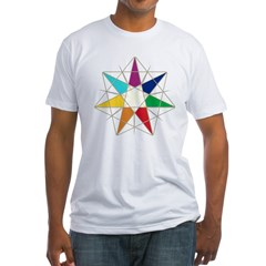 Chakra Fairy Star Shirt