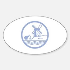 Netherlands Distrct Decal