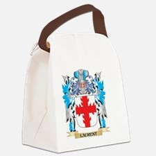 Laurent Coat of Arms - Family Cre Canvas Lunch Bag