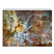 Astronomy Wall Calendar