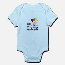 BORN IN NEW ORLEANS Body Suit