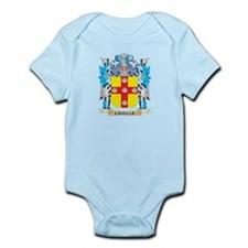 Lavelle Coat of Arms - Family Crest Body Suit