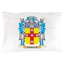 Lavelle Coat of Arms - Family Crest Pillow Case
