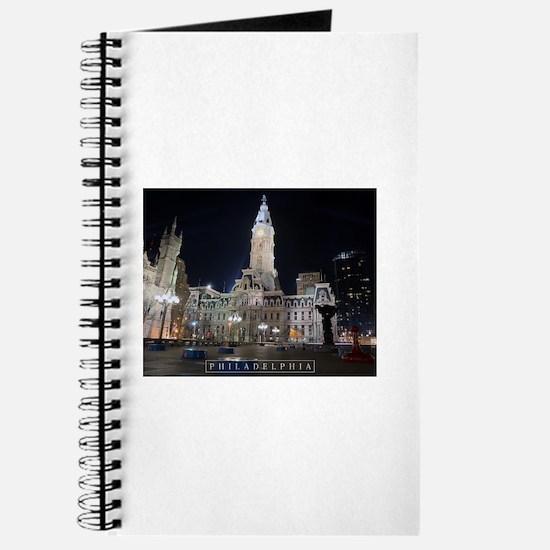 Philadelphia - City Hall. Journal
