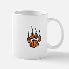 TIGER CLAW MARKS Mugs