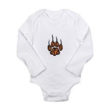 TIGER CLAW MARKS Body Suit