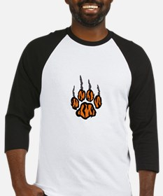 TIGER CLAW MARKS Baseball Jersey