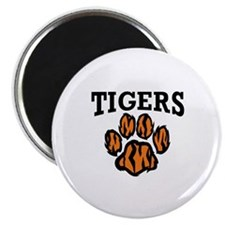 TIGERS PAW Magnets