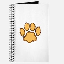 LION PAW PRINT Journal