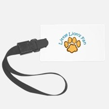 LITTLE LIONS FAN Luggage Tag