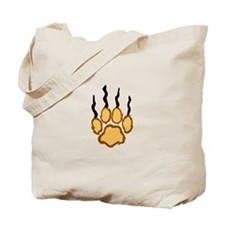 LIONS CLAW MARKS Tote Bag