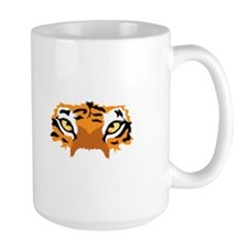 TIGER EYES Mugs