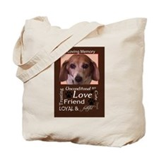 Cute Loving memory Tote Bag