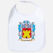 Lazaro Coat of Arms - Family Crest Bib