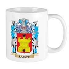 Lazaro Coat of Arms - Family Crest Mugs